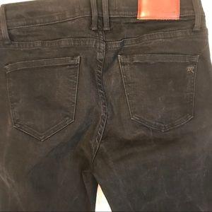 Madewell Jeans - Madewell black skinny jeans